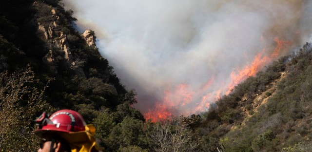 On Point with Tom Ashbrook : Week Ahead: California Wildfires, Election Recounts, Trump And The Attorney General Image