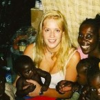 When she was 18, British actress Louise Linton spent her gap year in Zambia. It's the subject of a controversial new memoir, In Congo's Shadow.