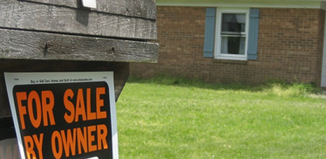 Data shows widening gap in homes sold