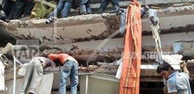 Is there global responsibility for the Rana Plaza building collapse in Bangladesh