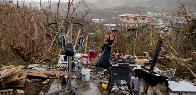 Alt.Latino : Puerto Rico One Year After Maria Image