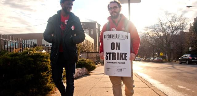 CTU Strike: