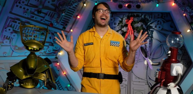 new Mystery Science Theater 3000