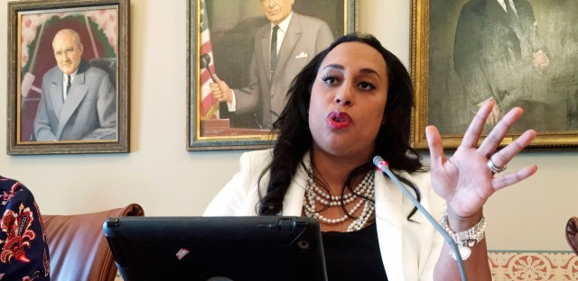 Illinois 'Cannabis Czar' Toi Hutchinson On Legal Weed Rollout