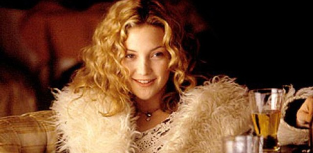 Still from Almost Famous, starring Kate Hudson.