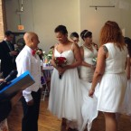 Latina lesbians facing terminal illness celebrate life, love in wedding