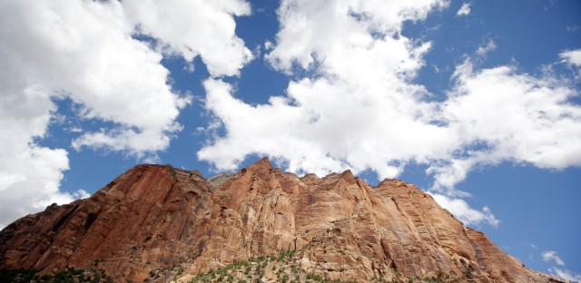 Zion National Park, near Springdale, Utah. Zion National Park officials say visitation has already grown by 11 percent this year and is on track to surpass 4 million visits. But the National Parks Service is still looking to increase visitation among people of color.