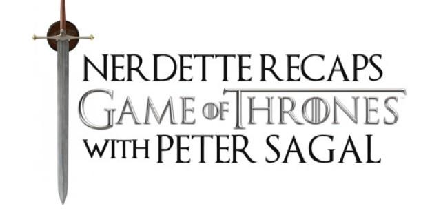 #09: Game of Thrones Recaps w/Peter Sagal (S5E9)