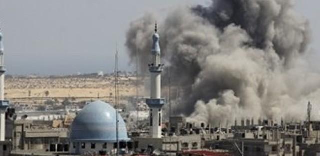 Israel increases airstrikes on Gaza