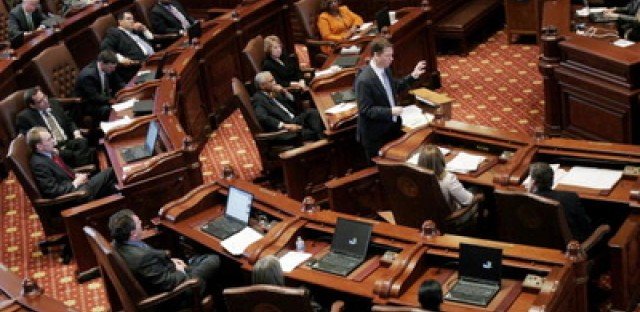 Redistricting the General Assembly: The last decade's big gainers and losers