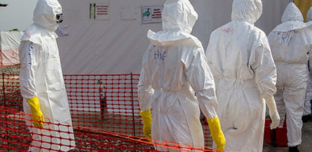 An update on Ebola