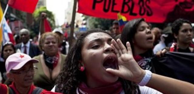 Venezuela protests, Film on building school in Haiti & Citizen Lab monitors government abuse on web