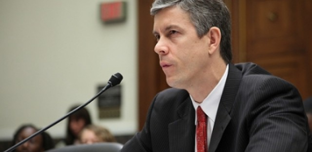 Cayne Collier: Does Arne Duncan need a parent teacher conference?