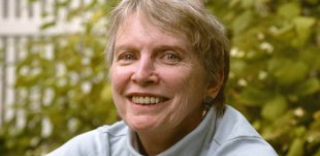 Lois Lowry shares the pain and pleasure of memory