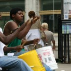 Documentary looks at the lives of Chicago's Bucket Boys
