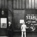 Bert Kelly's Stables, 431 N. Rush St., was a famous jazz club and speakeasy.