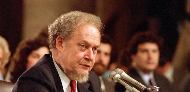 Remember Judge Robert Bork's failed 1987 Supreme Court nomination? Some Republicans still do.