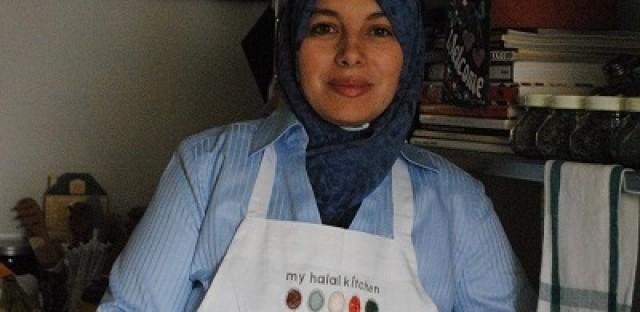 Yvonne Maffei, publisher of My Halal Kitchen