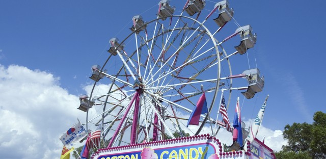 Pop Culture Happy Hour : Difficult People And Amusement Parks Image