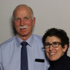 Dr. Jack Raba and Dr. Connie Mennella