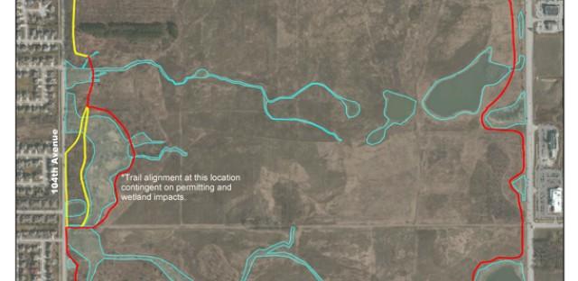 New Orland Grasslands trail stirs environmental concerns