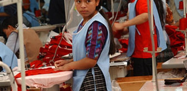 Report says U.S clothing companies operating in Guatemala deprived workers of wages