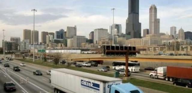 Traffic reporter Sarah Jindra unwinds Chicago's roadways