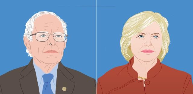 Clinton Edges Sanders In Iowa Democratic Caucuses; Cruz Wins On GOP Side