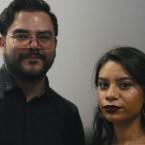 Christian Diaz interviewed Ashley Galvan Ramos in Logan Square.