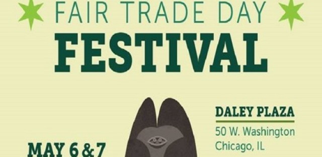 Chicago activists preview World Fair Trade Day 2015