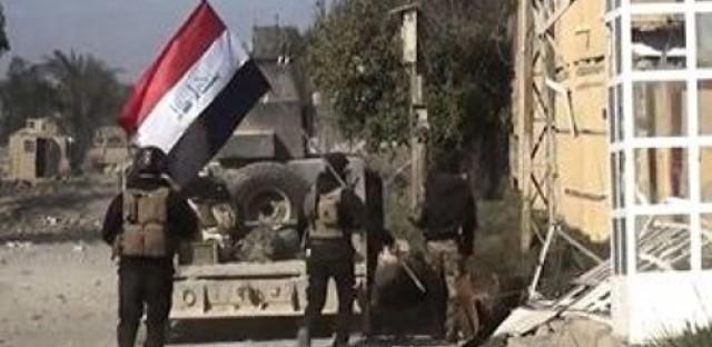 The battle for Ramadi, Iraq