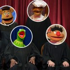 Muppets Supreme Court