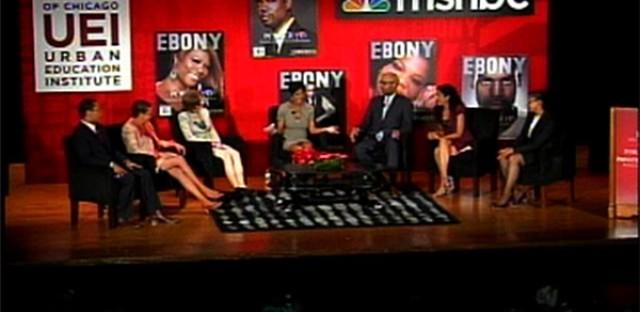 Ebony Education Roundtable: Public Schools, Private Innovations