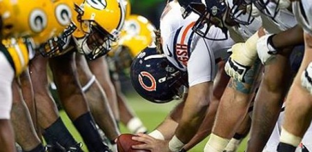 Bears try to get season back on track against the Cheeseheads