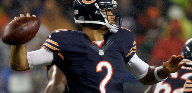 Jason Campbell pressed into the starting role.