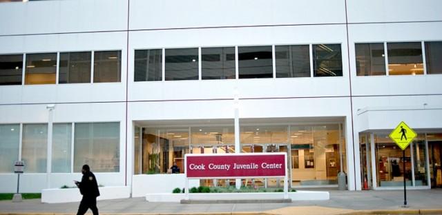 Juvenile Temporary Detention Center
