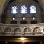 Balcony in KAM Isaiah Israel Sanctuary