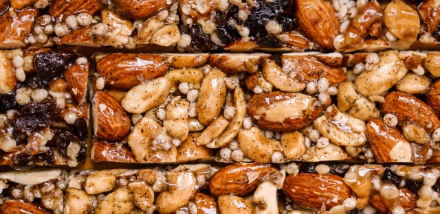 """Last year, the Food and Drug Administration told the maker of Kind bars that some of its nut-filled snacks couldn't be labeled as """"healthy."""" Now the agency is rethinking what healthy means, amid evolving science on fat and sugar."""