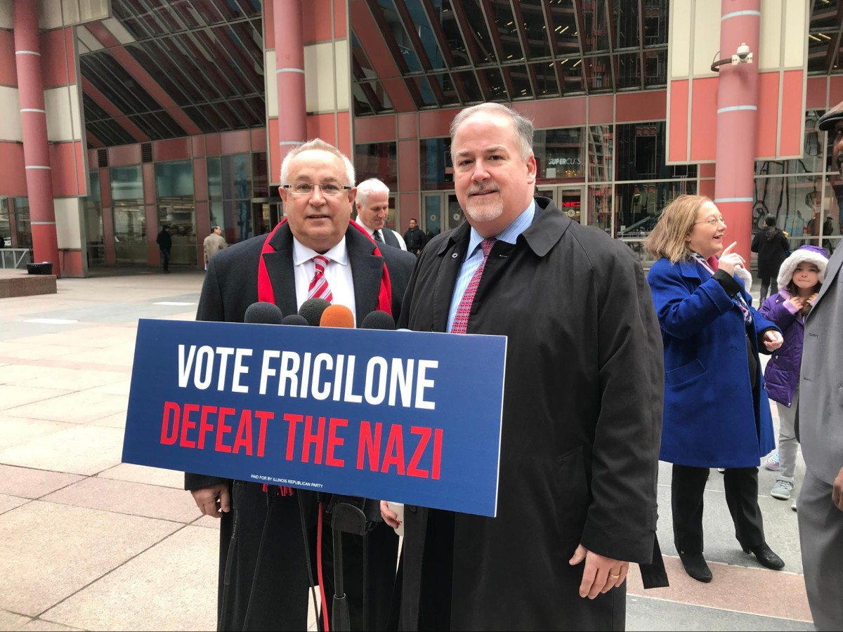 Fricilone and Morrison