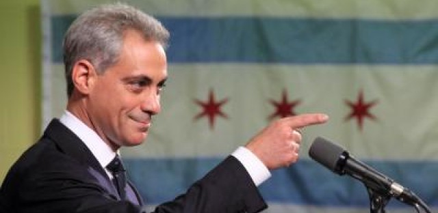 Chicago Mayor Rahm Emanuel is making efforts to streamline city government.