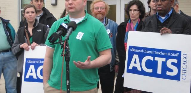 Charter school union fight heats up