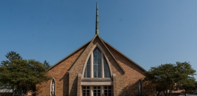 Where 'The Organization Man' worshipped: Park Forest's praiseworthy church architecture