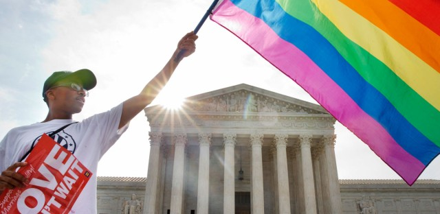 Supreme Court rules all states must license and recognize same-sex marriages