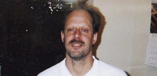 This undated photo provided by Eric Paddock shows his brother, Las Vegas gunman Stephen Paddock. (AP)