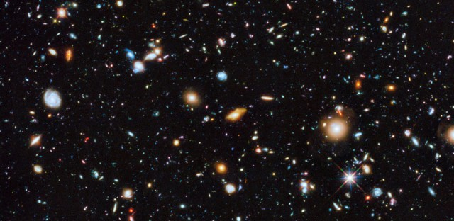 Astronomers using the Hubble Space Telescope have captured the most comprehensive picture ever assembled of the evolving Universe — and one of the most colorful. The study is called the Ultraviolet Coverage of the Hubble Ultra Deep Field (UVUDF) project.