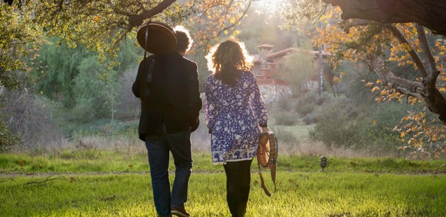 On Being : Béla Fleck + Abigail Washburn — Truth, Beauty, Banjo Image