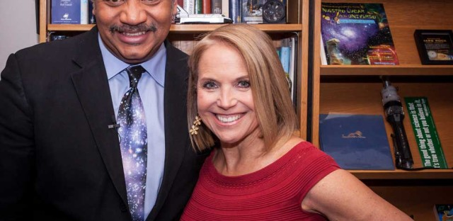StarTalk Radio : The Evolution of Journalism, with Katie Couric Image
