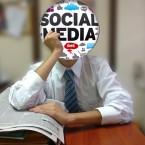 social media newspaper digital life