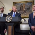 Trump Unveils Legislation Limiting Legal Immigration