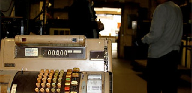 After 120 years in business, the A.J. Thomas Midwest Cash Register Company in Chicago's West Loop is closing.